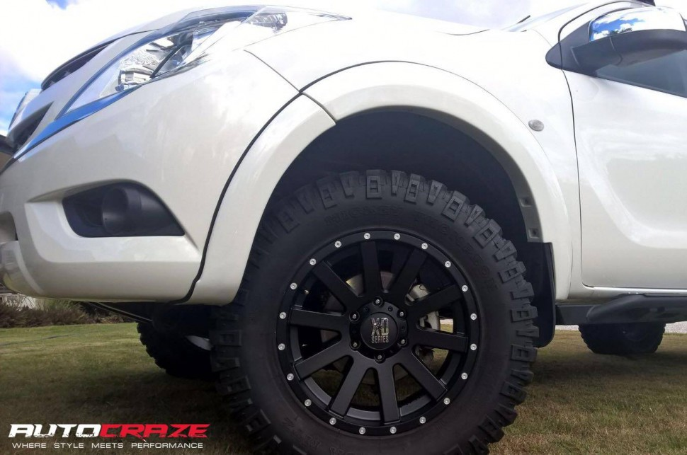 Mazda Bt50 Alloy Wheels Best 4wd Bt50 Mag Rims And Tyres