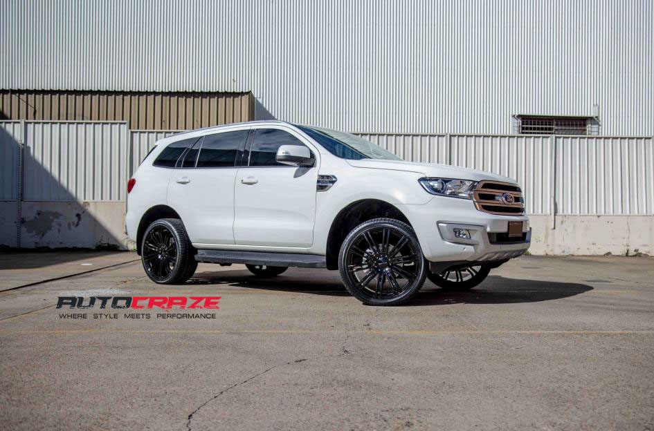 Ford Everest 2018 >> Ford Everest Wheels | Everest Mag Rims And Tyres For Sale