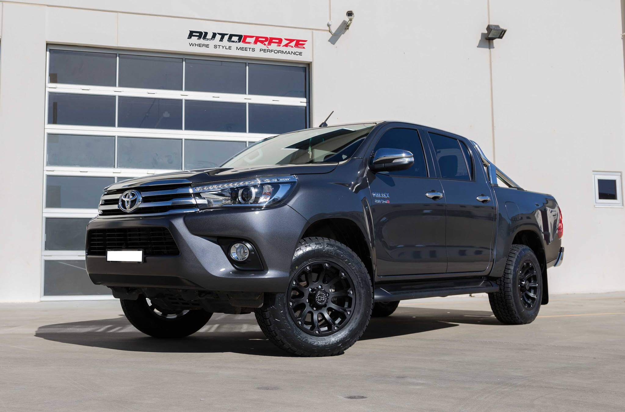 Toyota 4x4 Vector >> Wheels For Hilux SR5 | Toyota Hilux 4x4 Alloy Rims For Sale