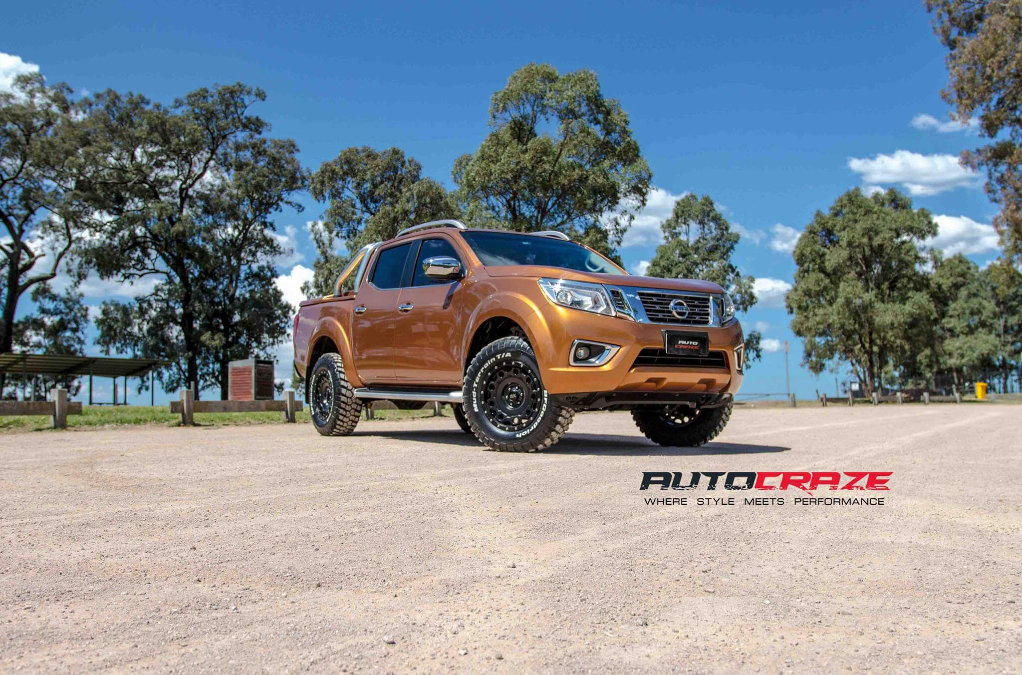 D22 Navara Rims | Nissan Navara D22 4x4 Wheels And Tyres