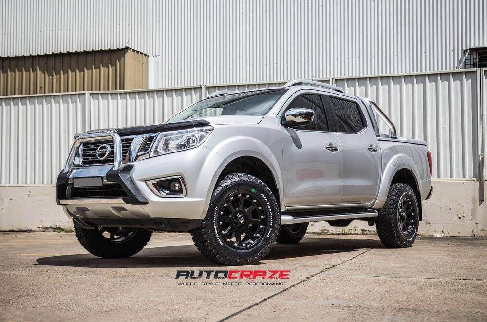 D22 Navara Rims Nissan Navara D22 4x4 Wheels And Tyres