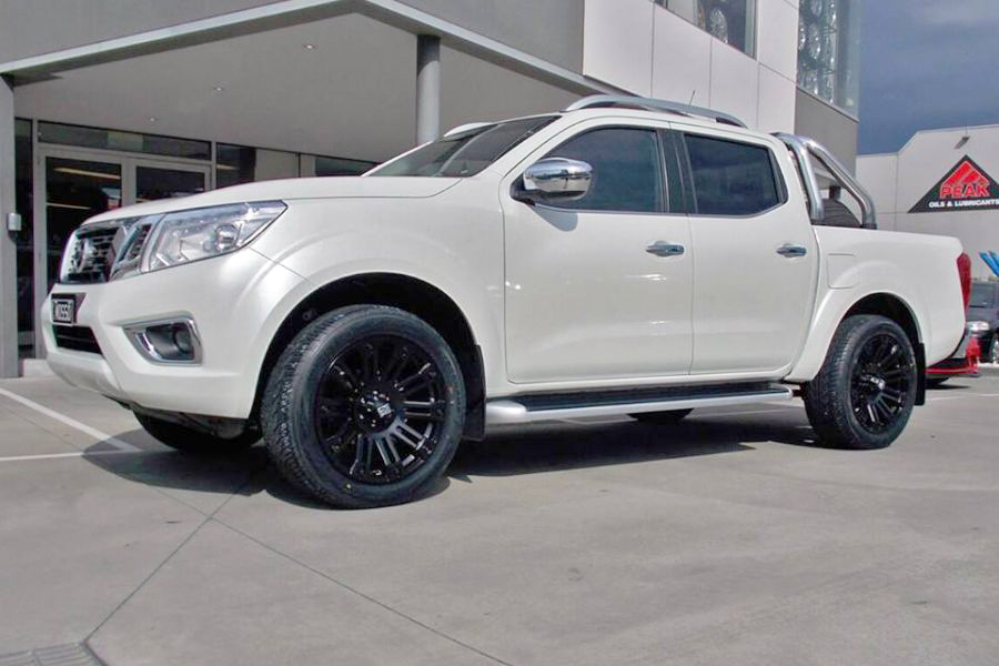 Nissan Navara D40 Rims And Tyres Wheels To Suit D40 Navara