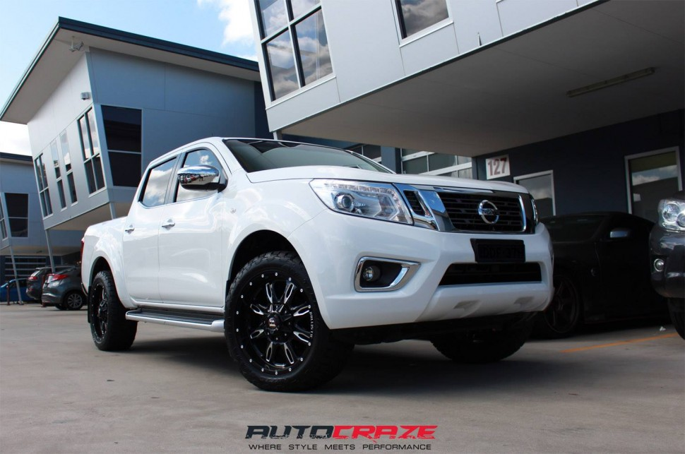 Nissan Navara D40 Rims And Tyres Wheels To Suit D40