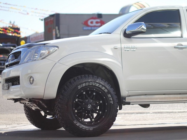 Toyota Hilux Wheels And Tyres Packages Hilux Alloy Rims Autocraze