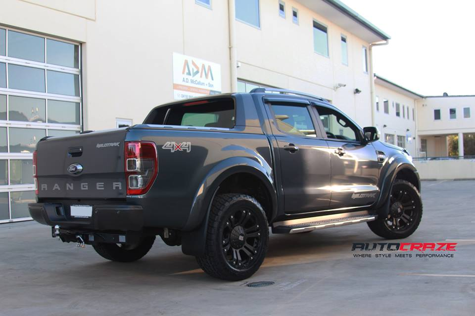 Ford Ranger Wheels Offset | Ranger Rim And Tyre Size Guide