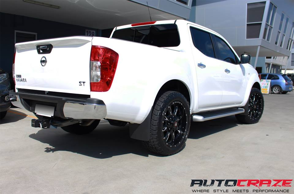 4WD 20 Inch Rims | Shop 4x4 Wheels And Tyres Australia Online