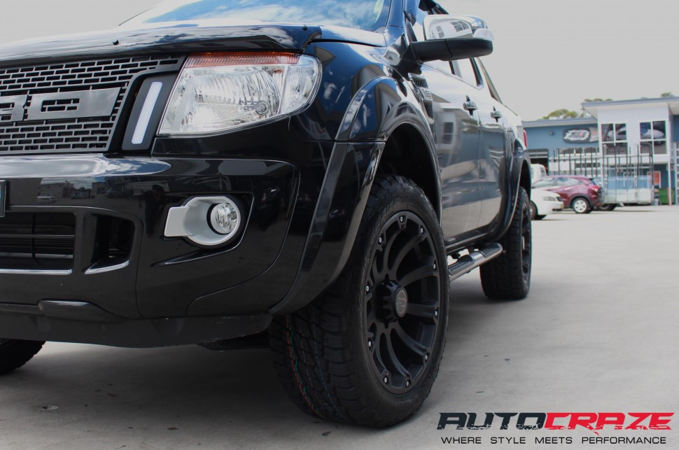 Toyota Of The Desert >> 4WD 20 Inch Rims | Shop 4x4 Wheels And Tyres Australia Online