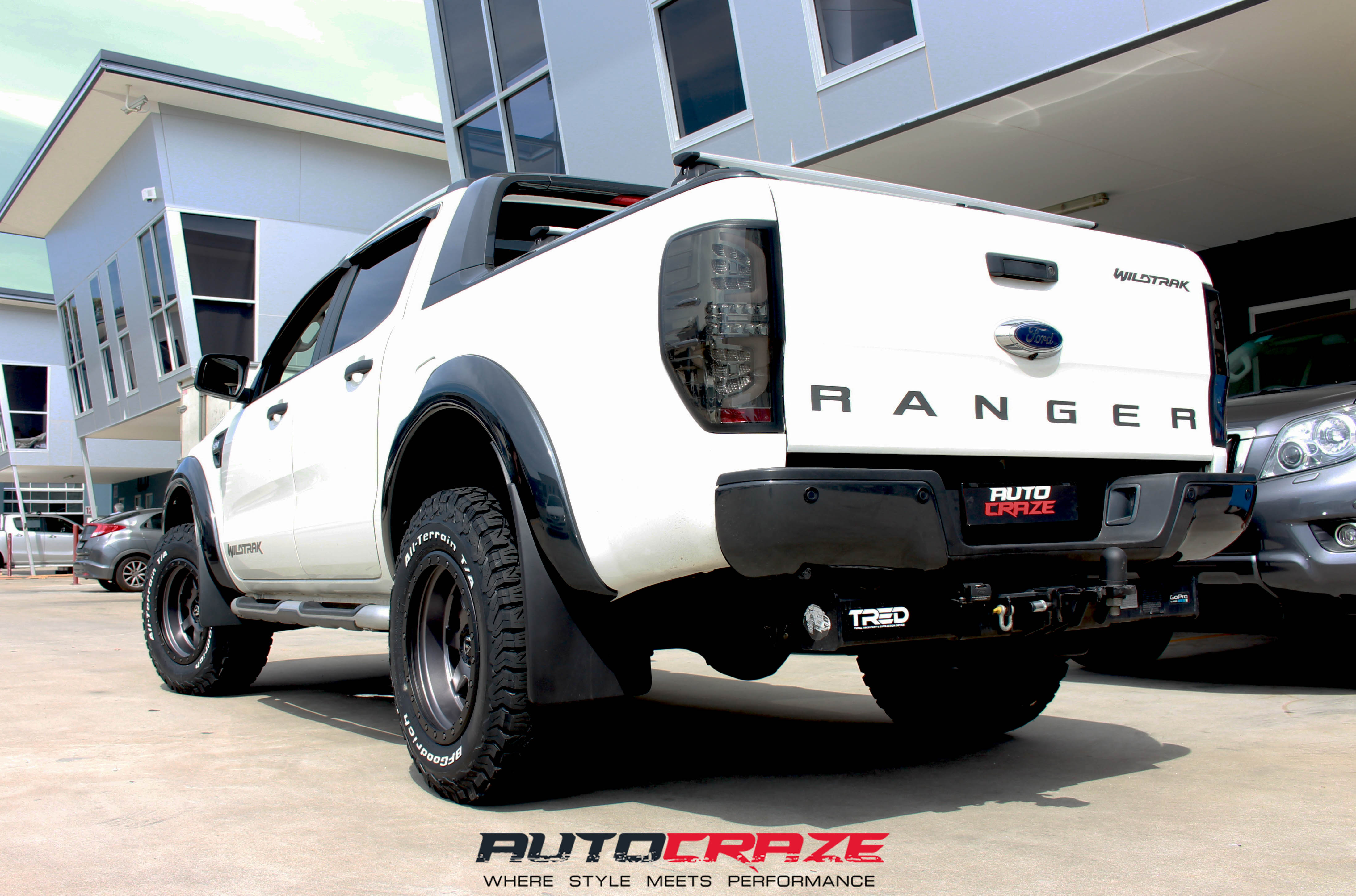 Ford Ranger Wheels Size Buy Rims And Tyres For Sale Oem Audi Database Autocraze