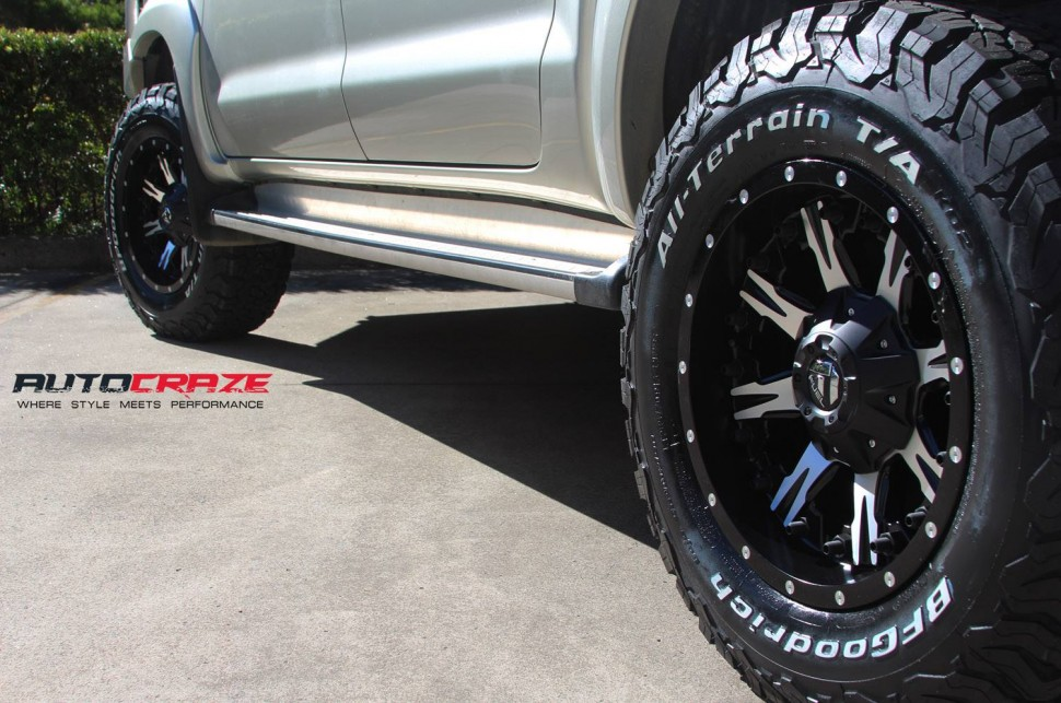 Wheels For Hilux Sr5 Toyota Hilux 4x4 Alloy Rims For
