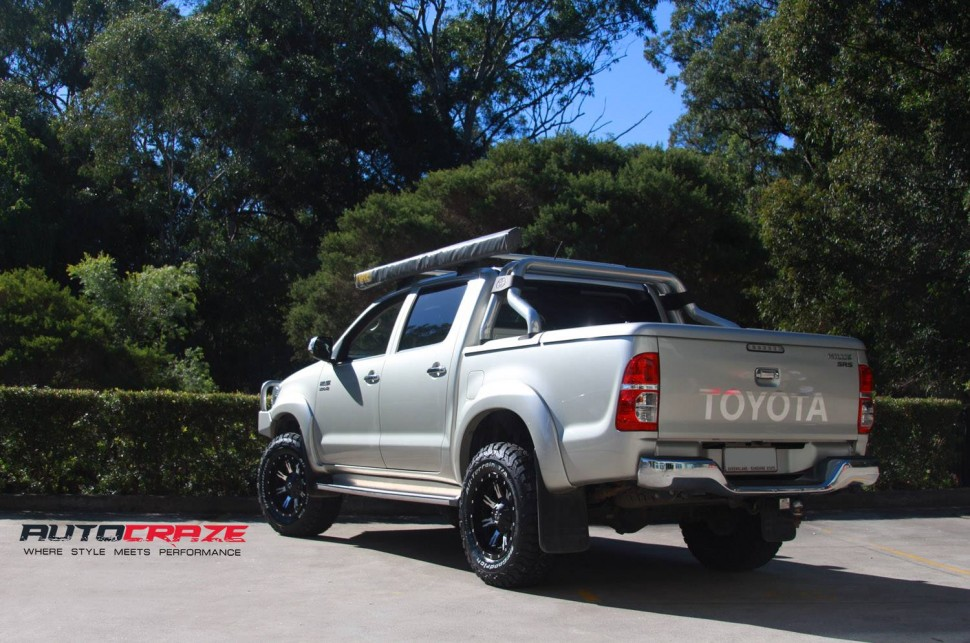 Wheels For Hilux Sr5 Toyota Hilux 4x4 Alloy Rims For Sale