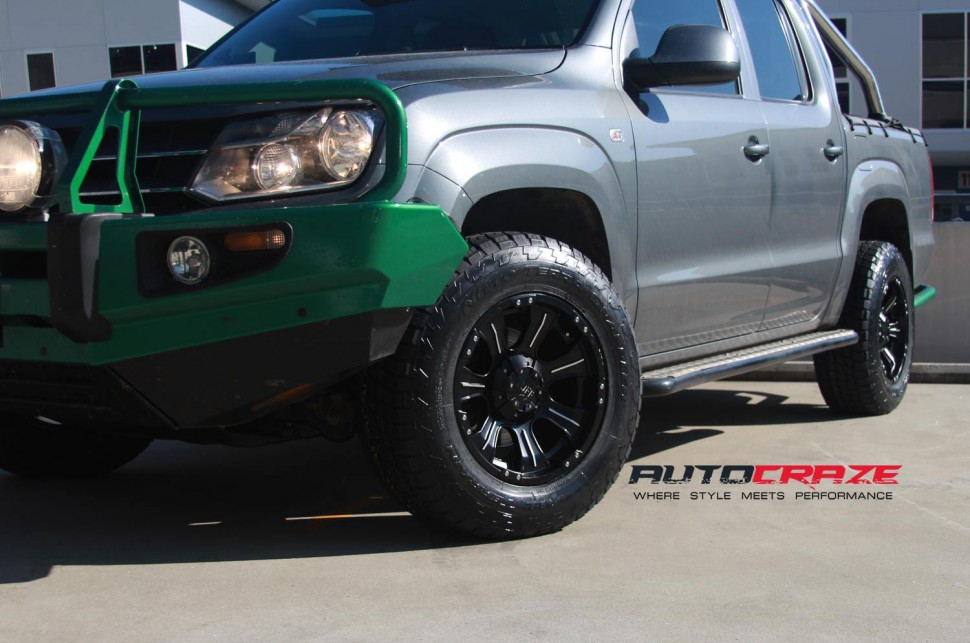 Tuff T06 Wheels Tuff 4x4 Off Road Alloy Rims Australia