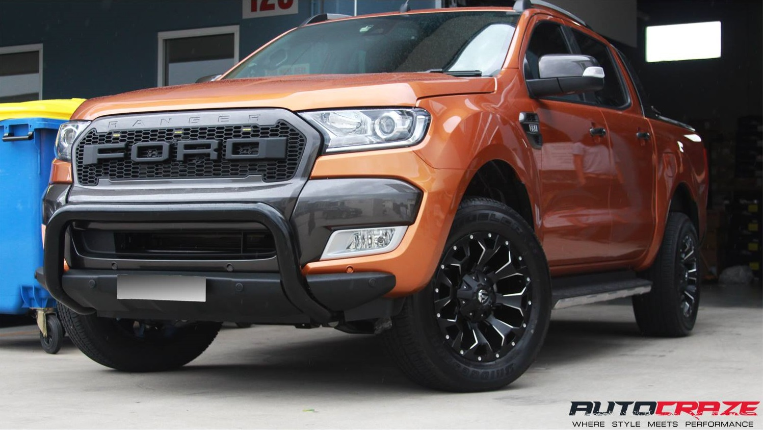 Ford Ranger Wheels : Ford ranger wheels size buy rims and tyres for sale