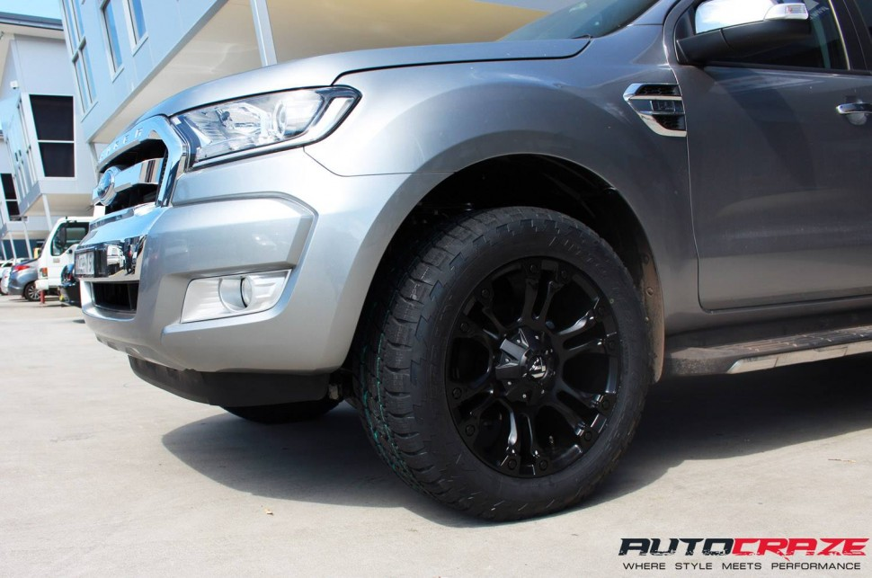 Fuel Vapor D569 Wheels Load Rated 4x4 Vapor Rims And Tyres