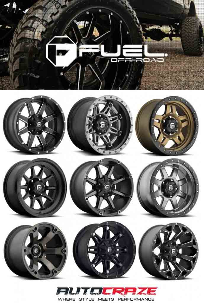 toyota land cruiser fuel wheels banner with best fuel wheels