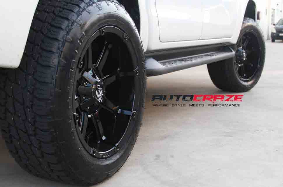 white toyota land cruiser fuel coupler wheels and bf goodrich tyres january 2018