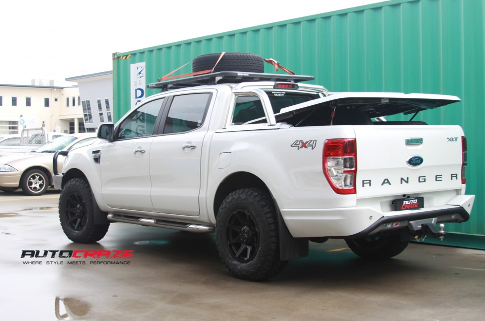 Lift Kit For Ford Ranger AutoCraze: Ford Ranger Specialists | 4x4 Alloy Wheels