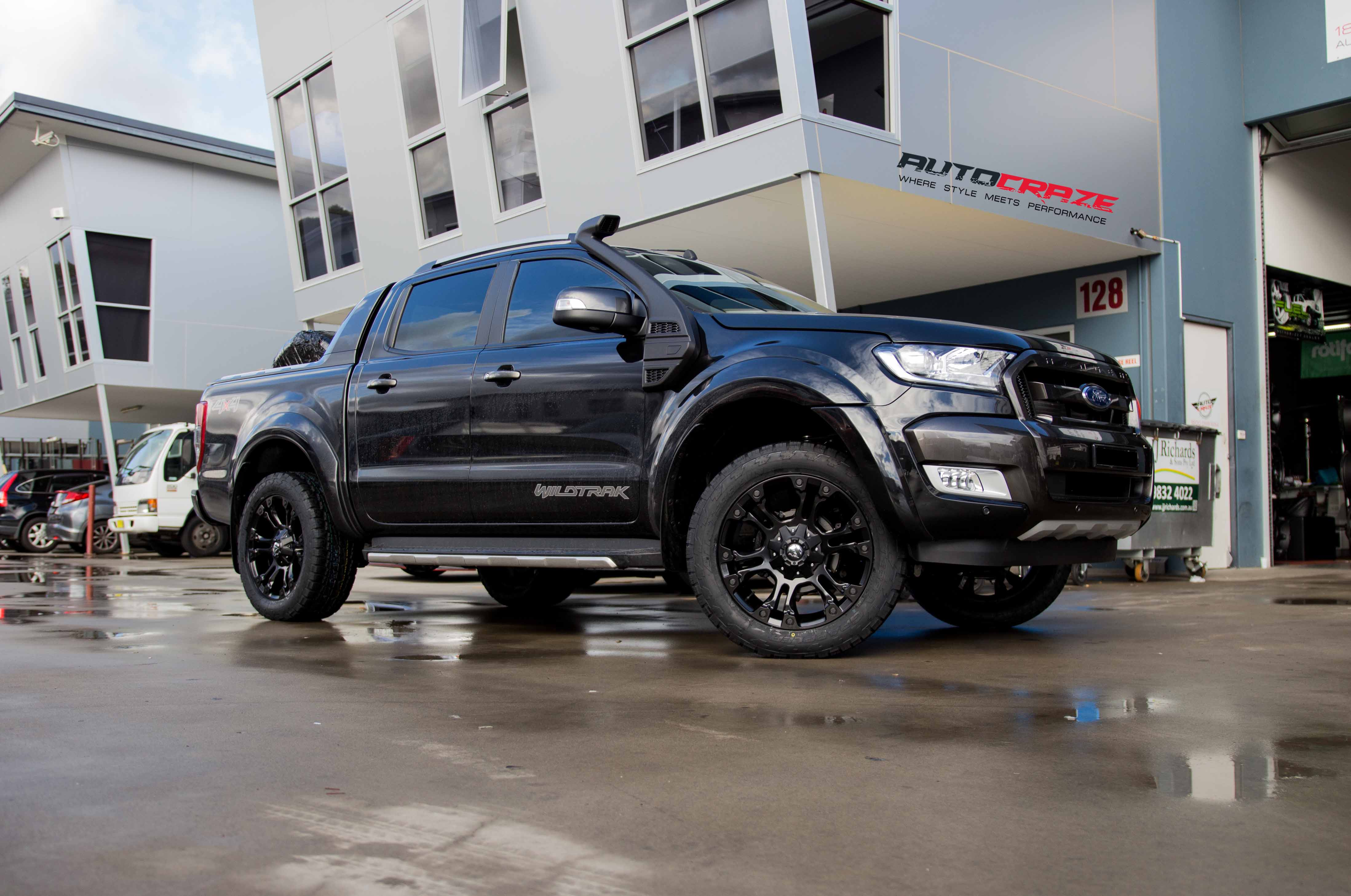 Wheels For Ford Ranger 4wd Mag Rims To Suit Ford Ranger