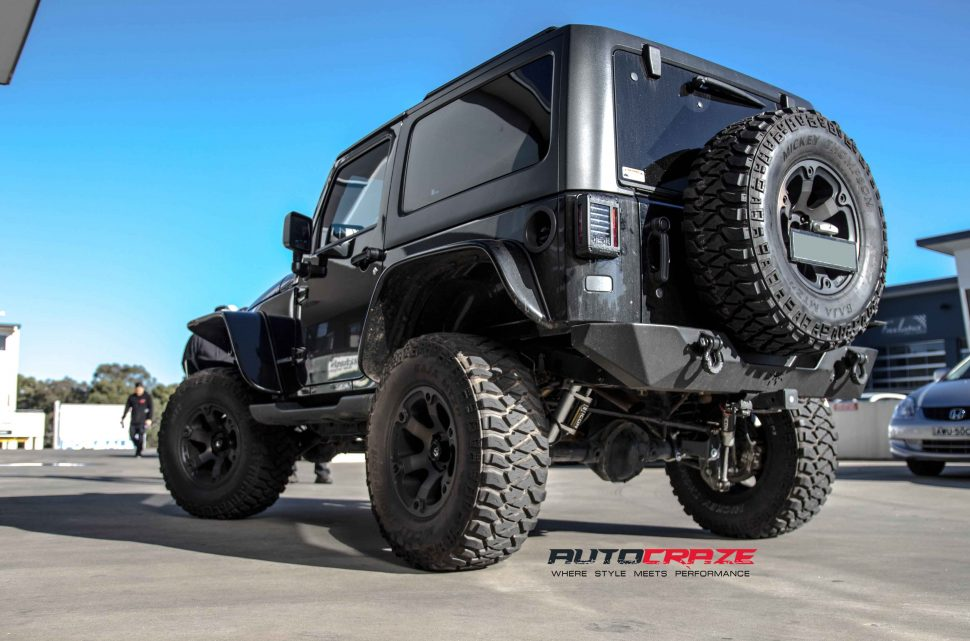 Fuel Beast Wheels Australia | Rims And Tire Packages ...