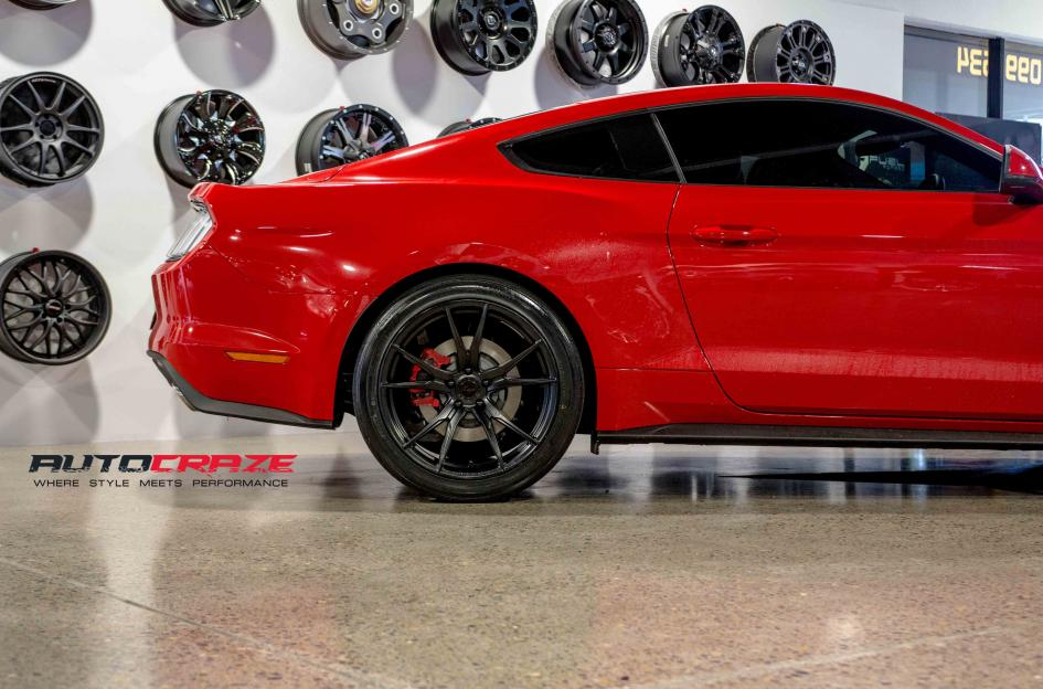 Ford Mustang Wheels   Top Brand Mustang Rims For Sale 2017
