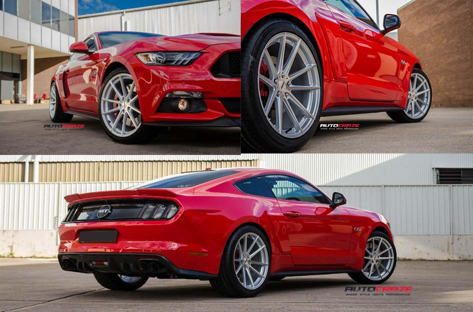 Ford Mustang Wheels | Top Brand Mustang Rims For Sale 2017