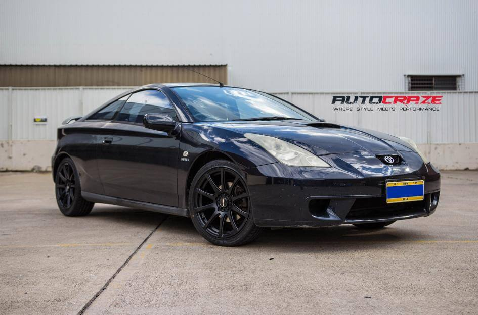 Toyota Celica Wheels Best Rims And Tyres For Toyota Celica