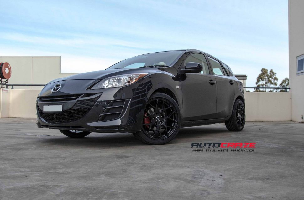 Mazda 3 Wheels | Alloy Rims And Tyres To Suit Mazda 3 For