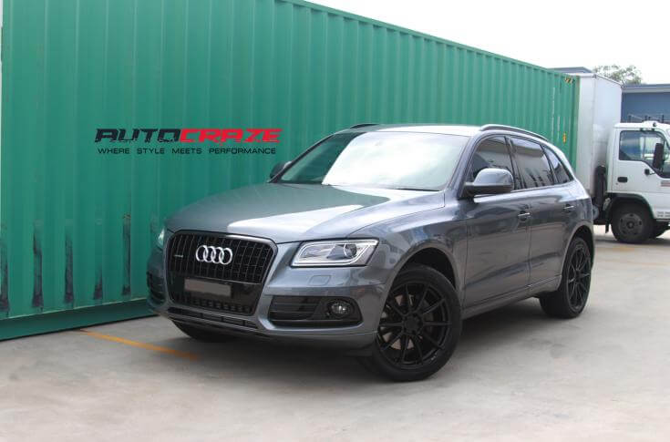 Audi Q5 Wheels Load Rated Quality Audi Q5 Rims And Tyres
