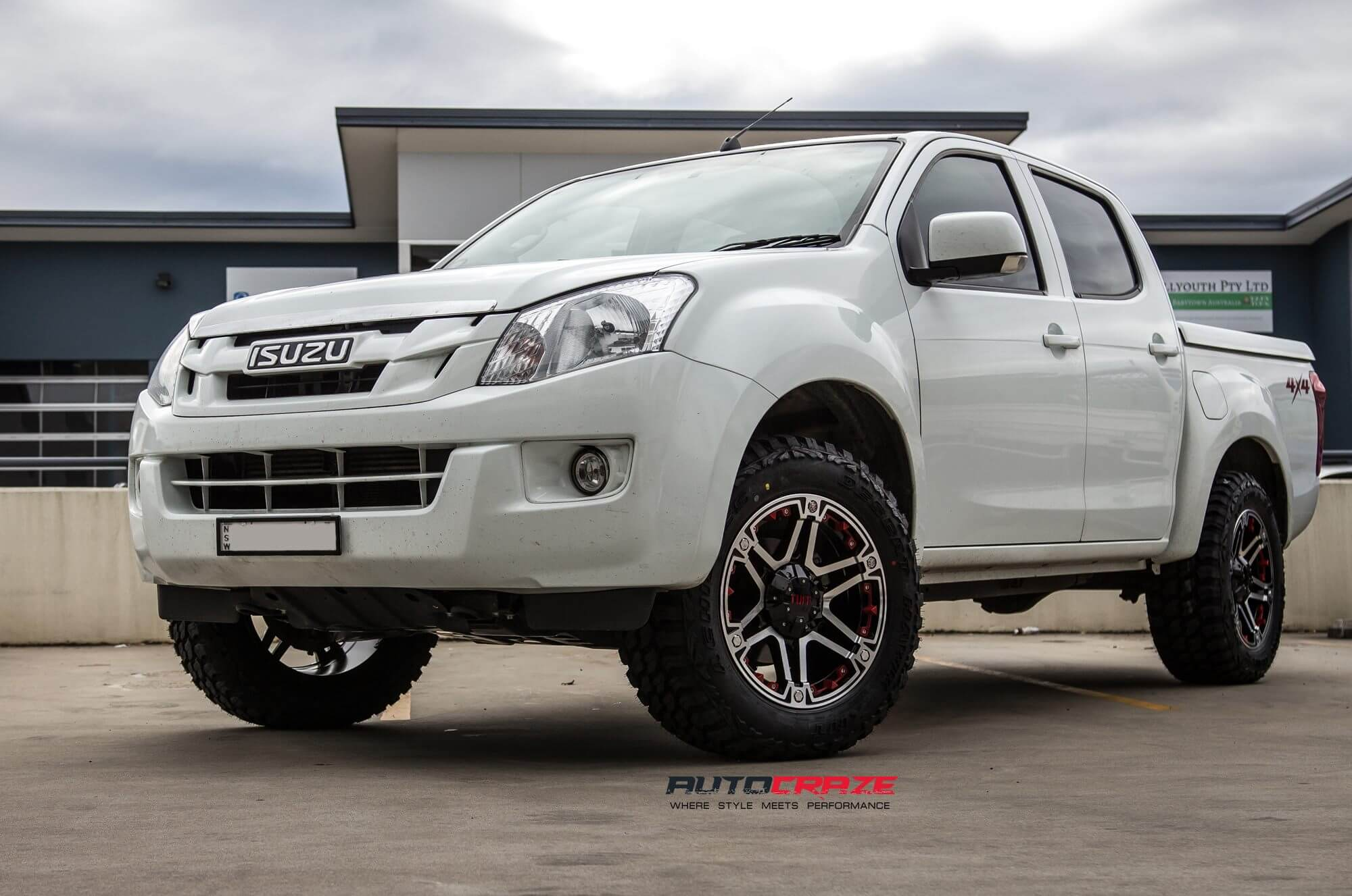 isuzu dmax wheels dmax alloy rims and tyres for sale. Black Bedroom Furniture Sets. Home Design Ideas