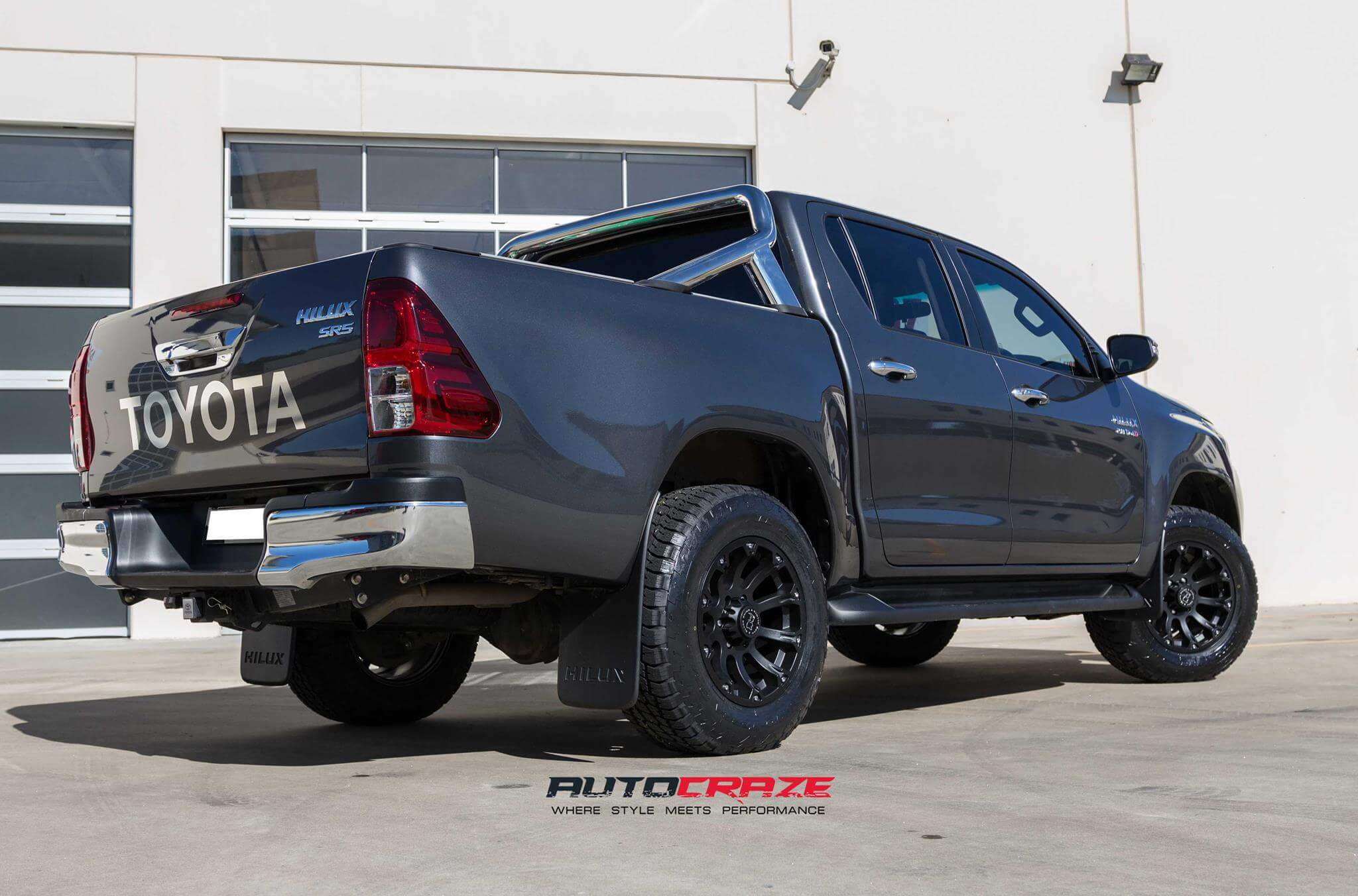 Hilux Wheels | Load Rated Quality 4x4 Hilux Mag Rims And Tyres