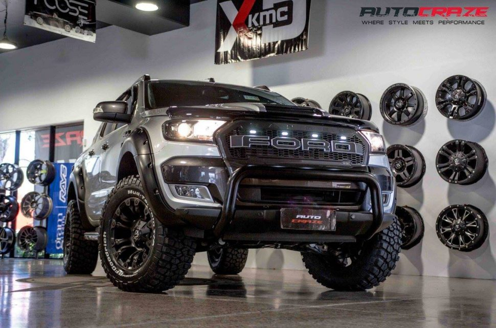 Black 4WD Rims | Discounted Tough Quality Black 4x4 Wheels