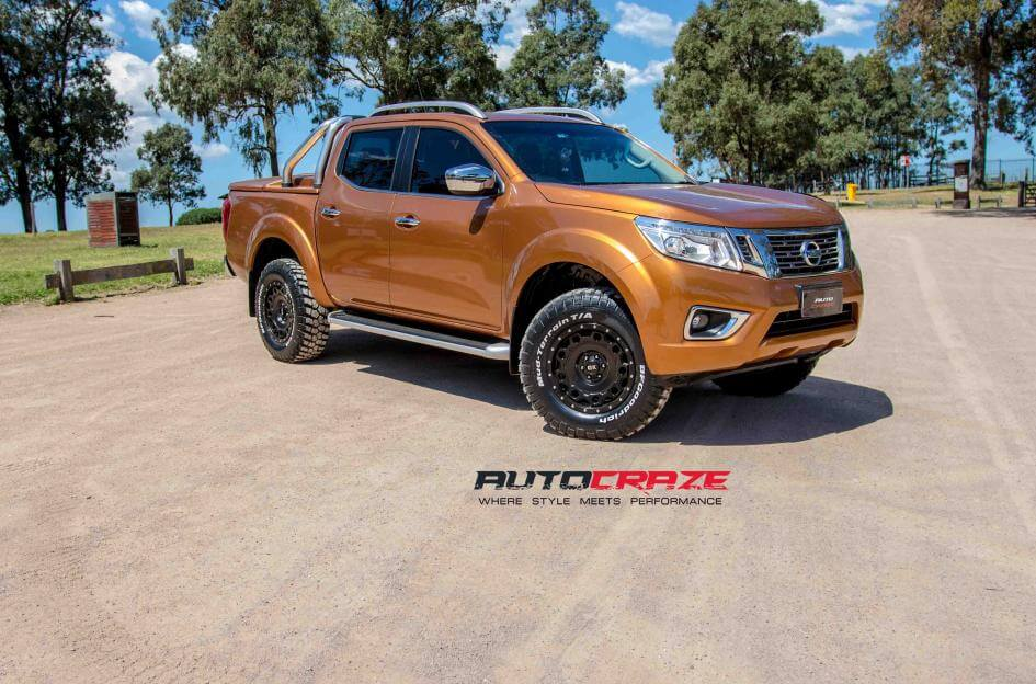 Nissan Navara Wheels Navara Rims And Tyres Packages For Sale