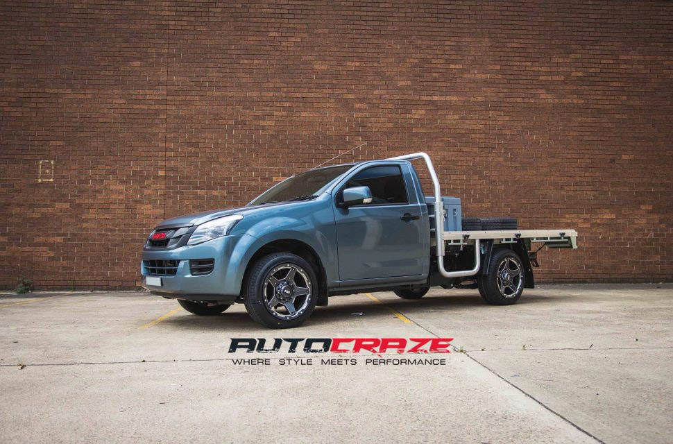 Isuzu Dmax Wheels | Dmax Alloy Rims And Tyres For Sale