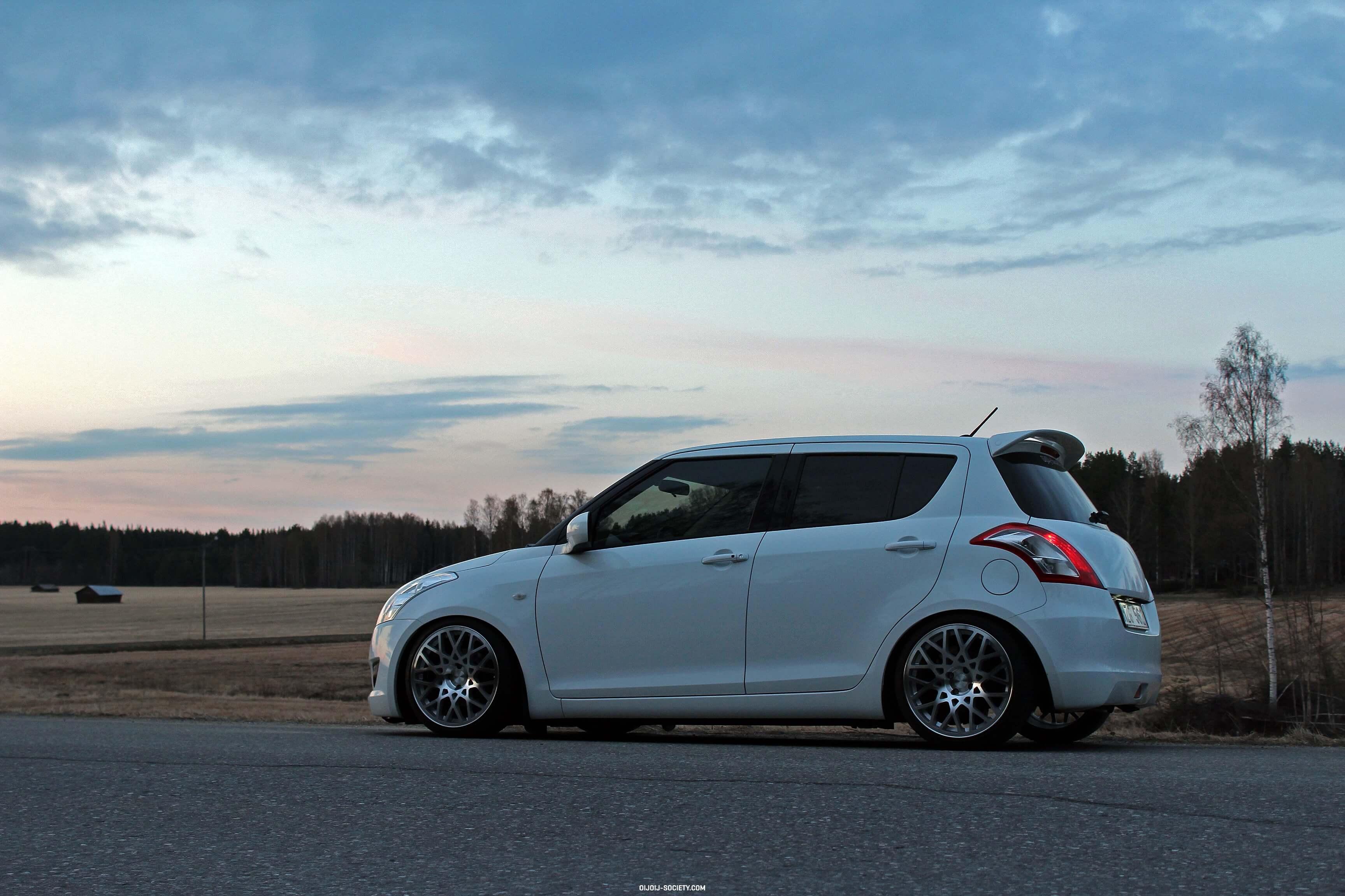 Suzuki Swift Interest Free
