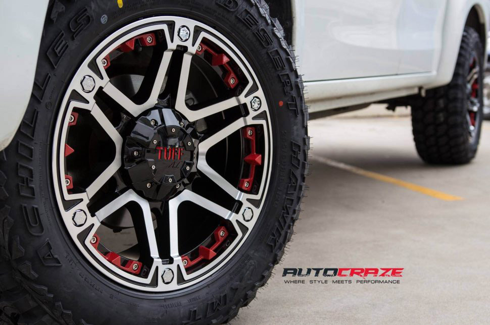 Re Chrome Rims >> Isuzu Dmax Wheels | Dmax Alloy Rims And Tyres For Sale