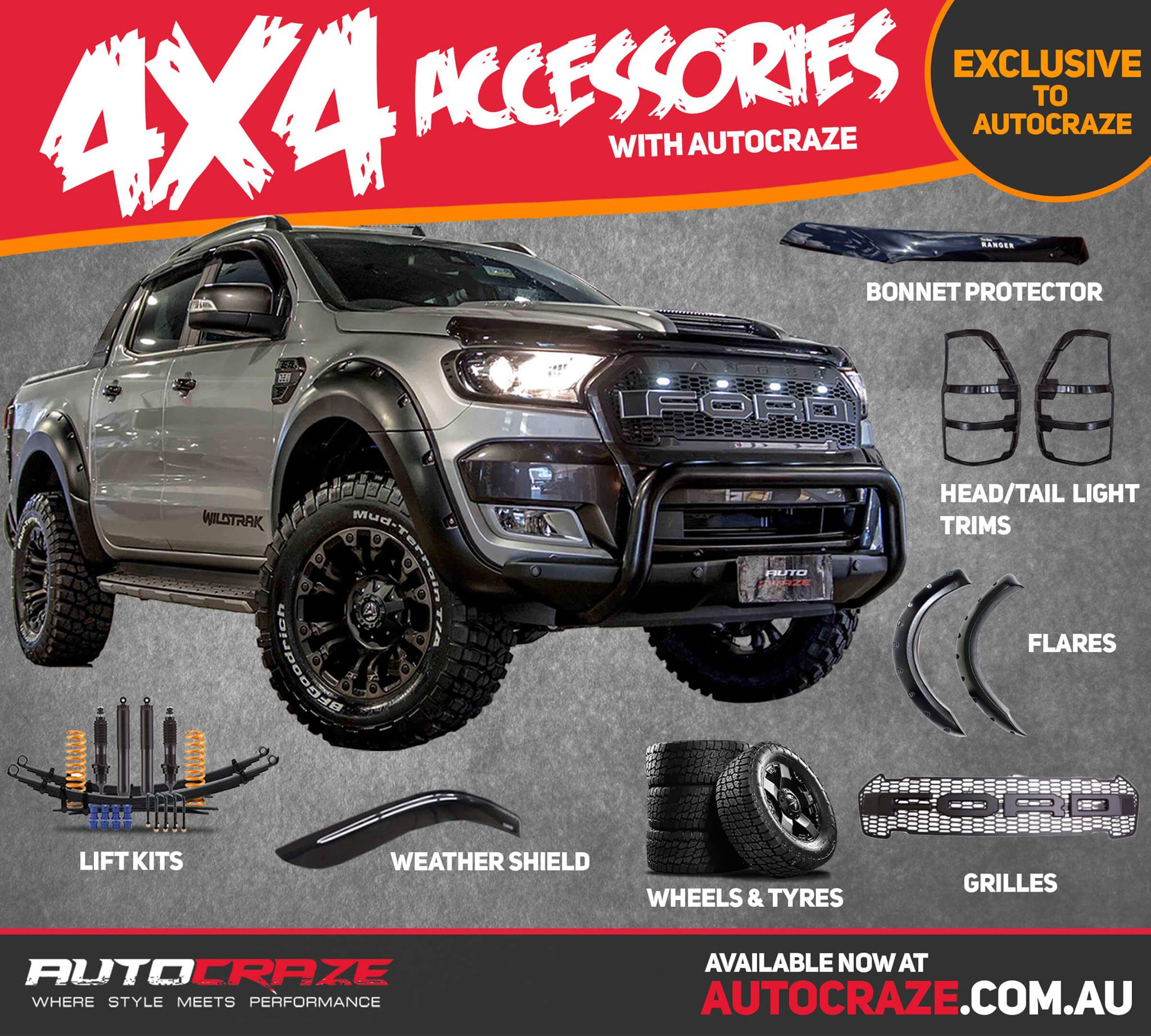 4wd Accessories Cheap 4wd Accessories Online Store Direct