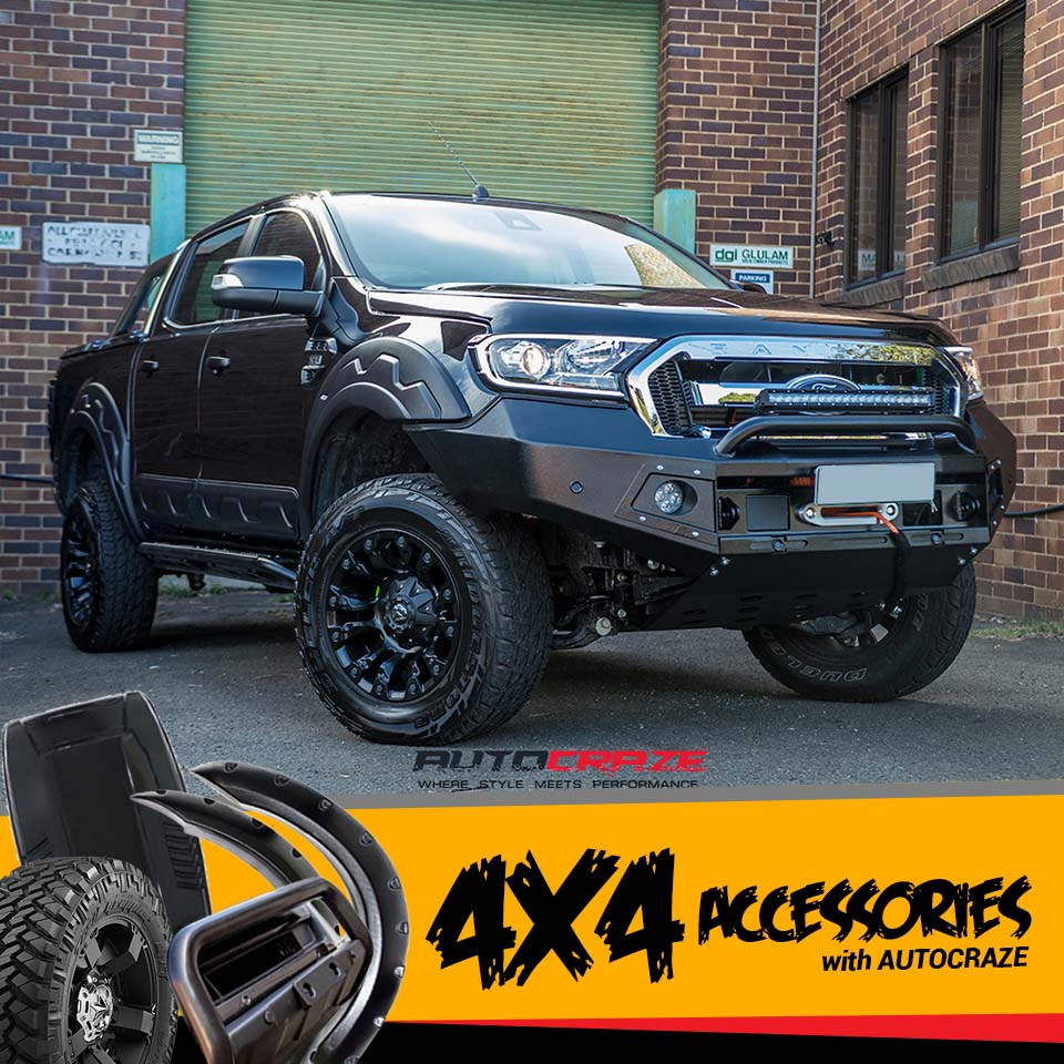 4x4 accessories ford ranger seo