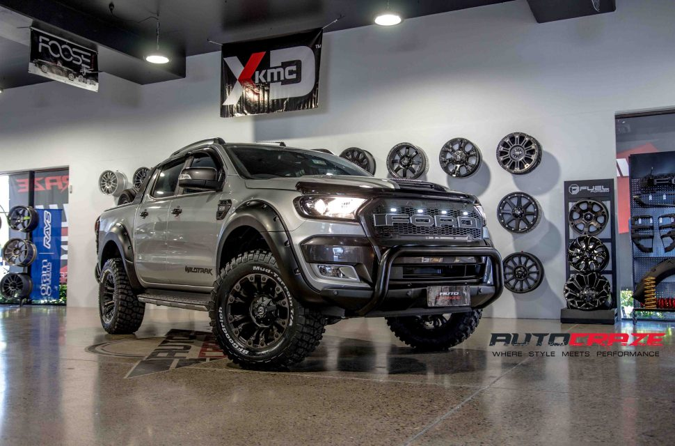 Ford Ranger Towing Capacity