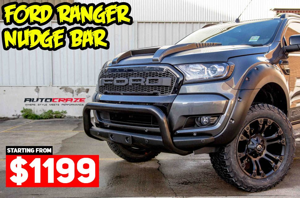 Ford Ranger Nudge Bar Top Quality Ford Ranger Bull Bar