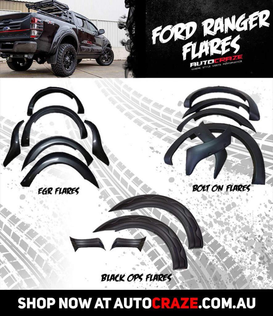 Ford Ranger Fender Flares Top Quality Ranger Fender