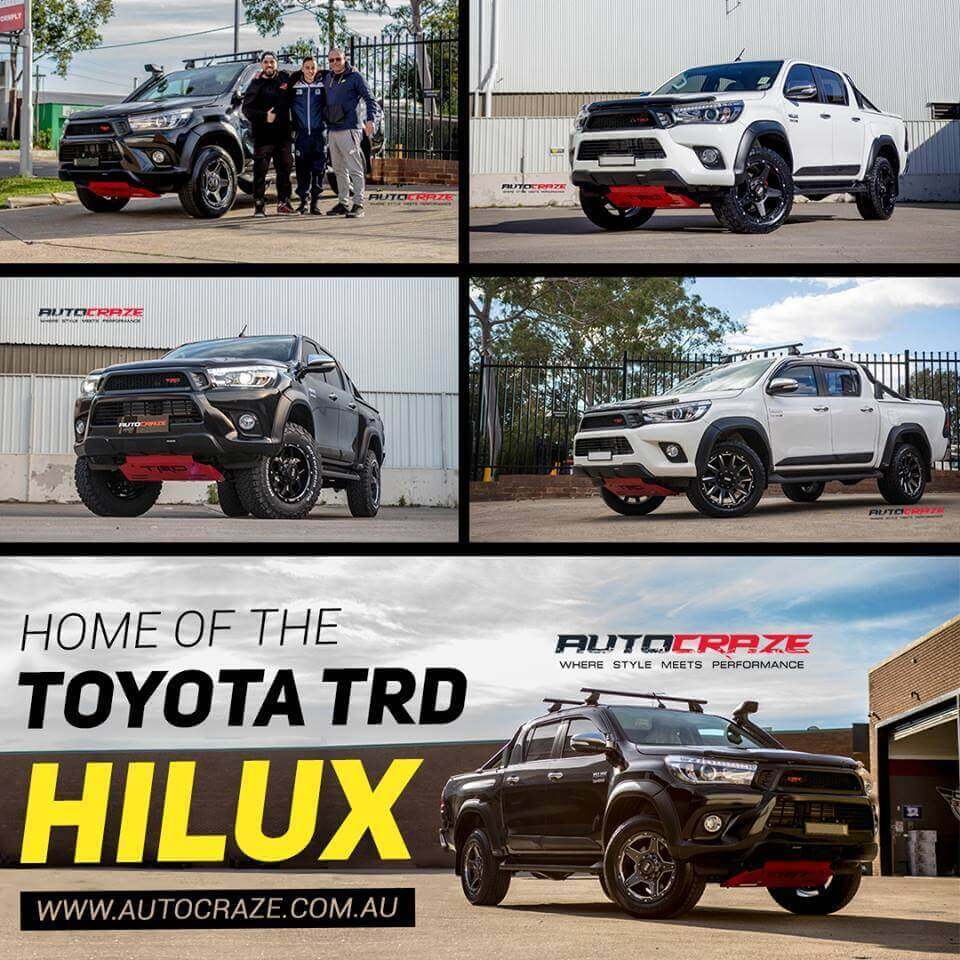 Toyota Trd Suspension High Performance 4wd Lift Kits Brands