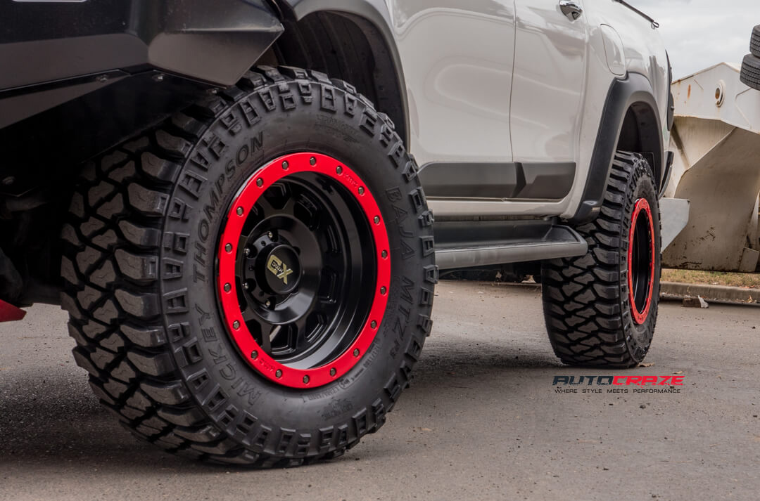 Prices On Jeeps >> Toyota TRD Wheels | Toughest Range of 4x4 TRD Rims For Sale