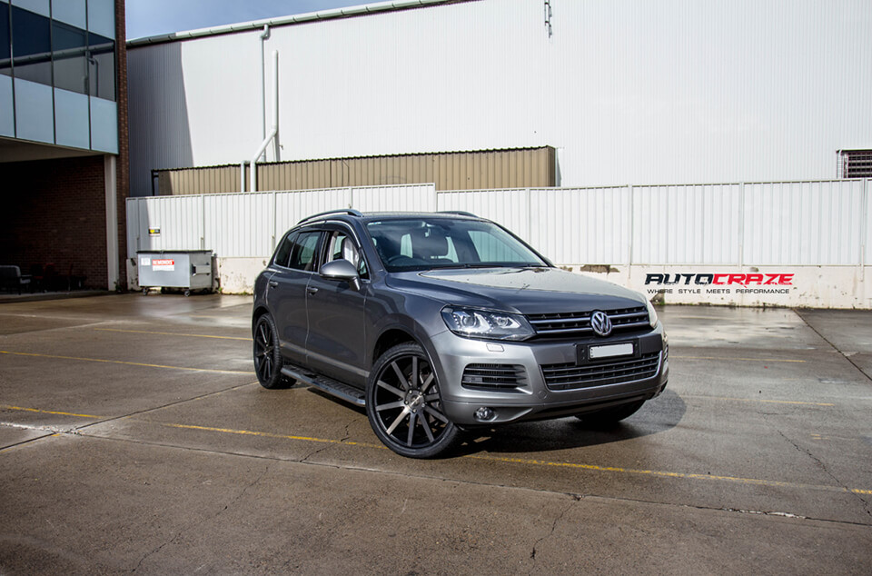 Mazda Lift Kits >> Volkswagen Touareg Wheels | VW Touareg Alloy Rims and Tyres