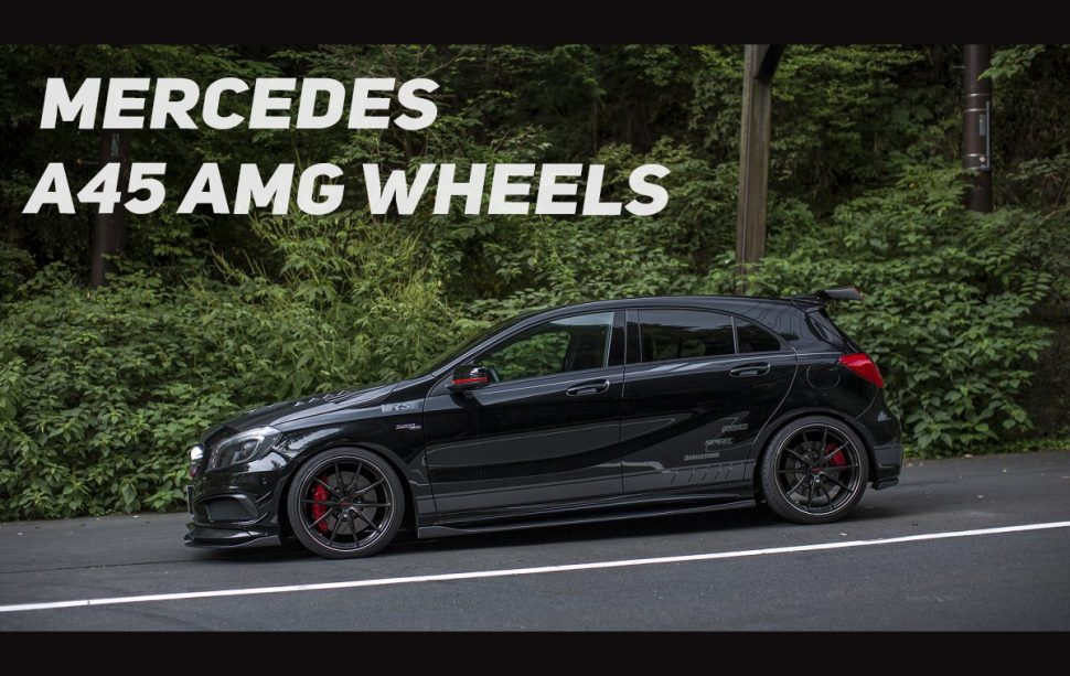 Hummer Jeep 2017 >> Mercedes A45 AMG Wheels | Mercedes A45 AMG Wheels For Sale