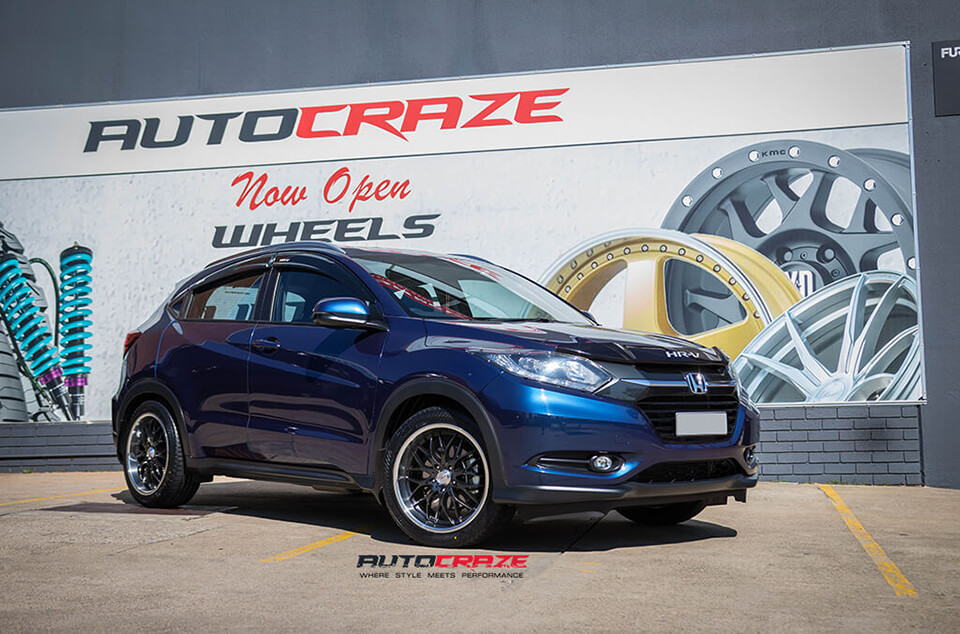 Honda Hrv Wheels Hrv Aftermarket Alloy Rims For Sale