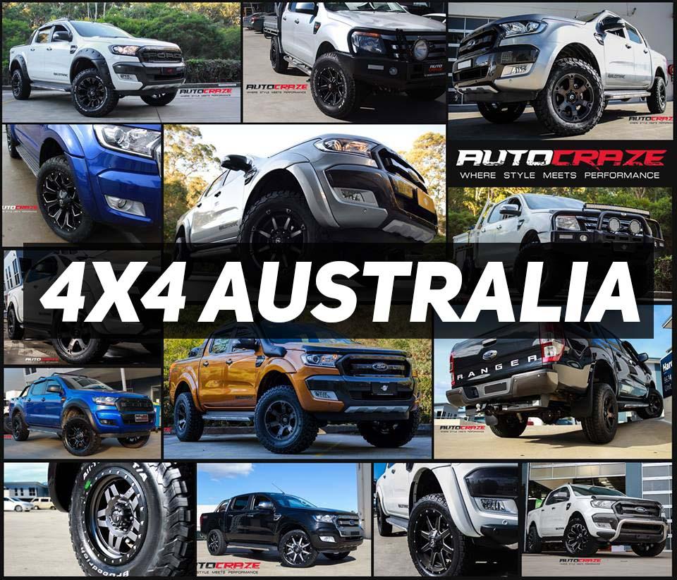 4×4 Australia