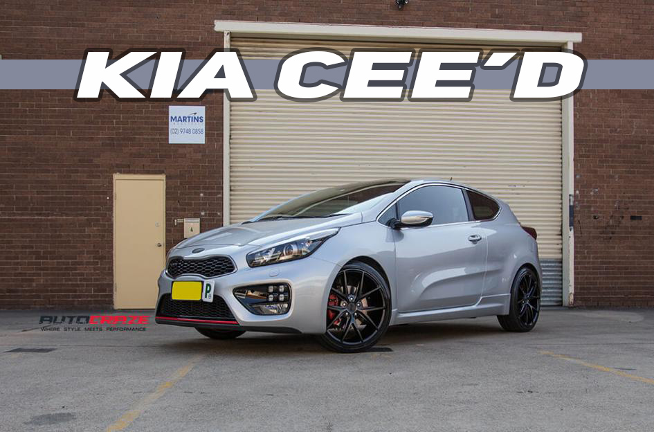Kia Cee D Wheels Cee D Alloy Rims And Tyres For Sale