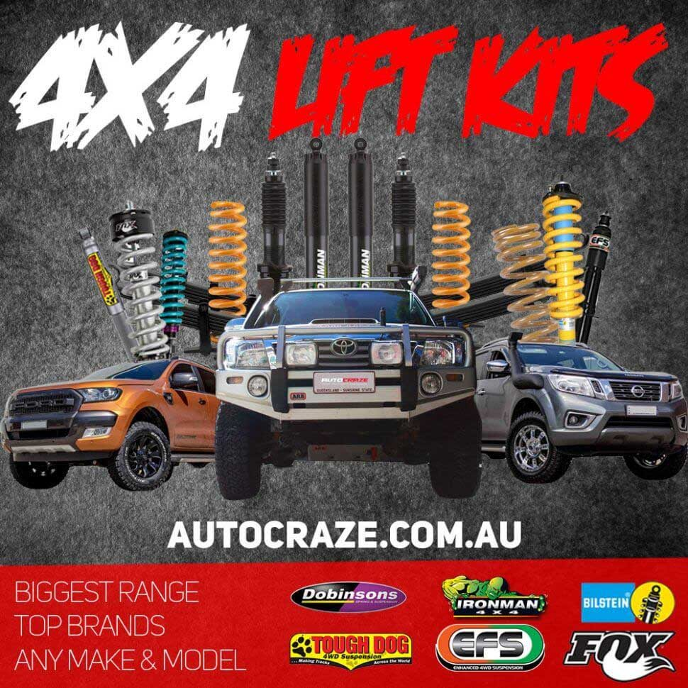 Showcase 4x4 Lift Kits AutoCraze