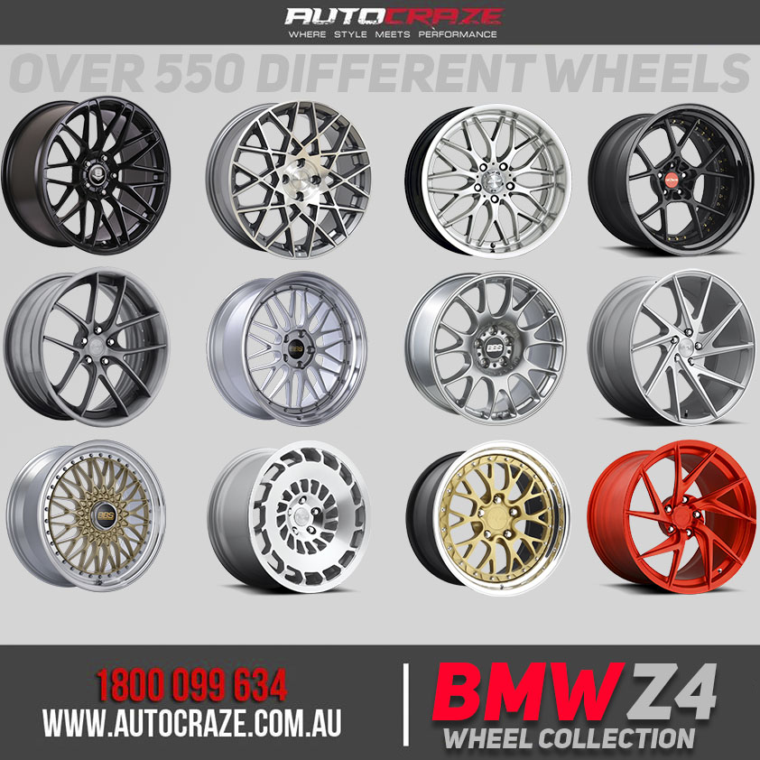 Bmw Z4 Australia: Z4 Aftermarket Alloy Wheels For Sale Australia