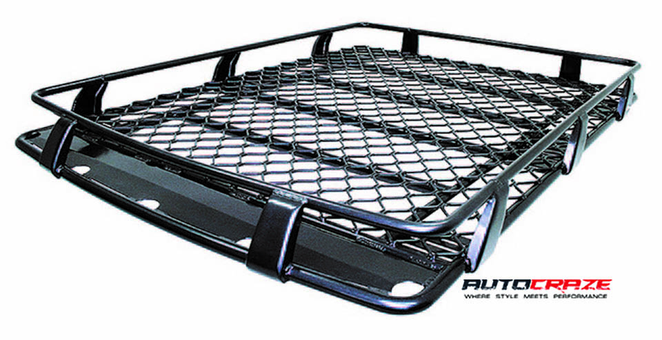 Range Of Roof Racks Available At AutoCraze