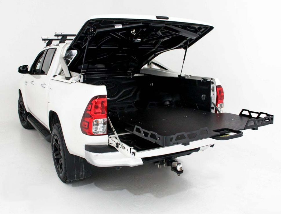 Ute Slide Out Drawers For Toyota Hilux